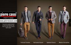 Spor Giyimin Markası Pierrecassi Erkek Giyim