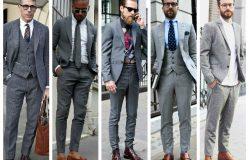 Erkek Giyimi Moda Haftasında Öne Çıkan Tarzlar